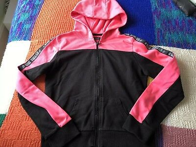 Girl Squad By Kylie Pink Black Jacket Aged 11-12