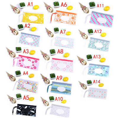 Eco-Friendly Baby Wipes Box Cleaning Wipes Snap Strap Wipe Container Case