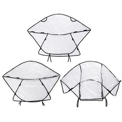 #QZO Waterproof Raincover Tasteless Canopy for Stroller Prams Cart Accessories