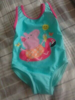 Swimming costume Age 2/3 Peppa Pig