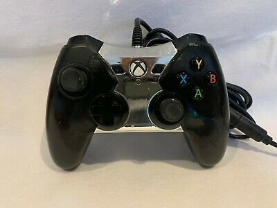PowerA Wired Xbox One Controller - BLACK SILVER