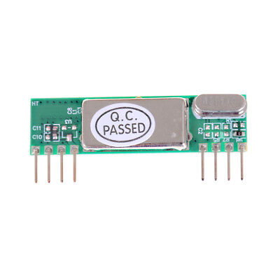 1pcs RXB6 433Mhz Superheterodyne Wireless Receiver Module for Arduino/ARM/AVR ZH