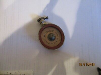 A very good working Musica cylinder  phonograph reproducer