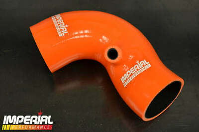 R53 MINI COOPER S silicone intake induction hose SUPERCHARGED JCW - ORANGE