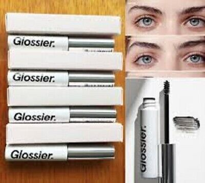 New Glossier Boy Brow Grooming Pomade Black Blonde Brown Clear Eyebrow