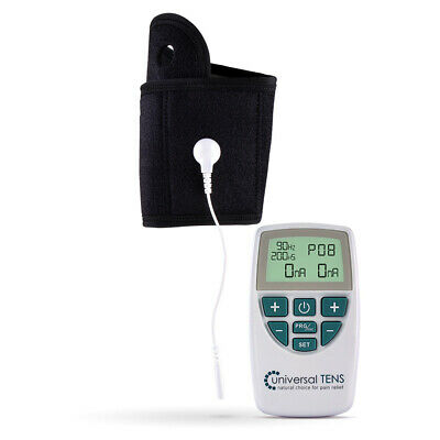 Universal TENS Hand Band with Thumb Hole-Garment and Universal TENS Machine