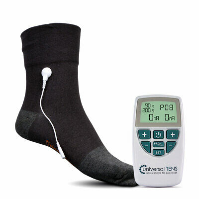 Universal TENS Diabetic Therapy Socks-Garment and Universal TENS Machine-LRG