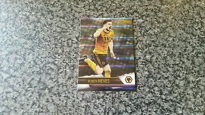 Match Attax Ultimate 2018/19 No-150 Ruben Neves Exclusive Sketch Card Mint