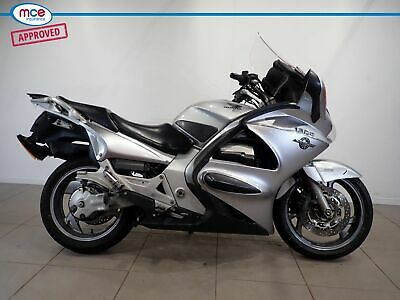 Honda ST1300 Pan European 2007Silver Spare or Repair Restoration Project Damaged