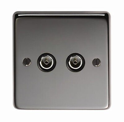 From The Anvil BN Double TV Socket
