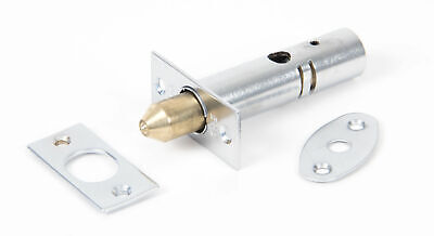 From The Anvil Satin Chrome Security Door Bolt