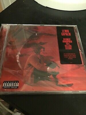 Lewis Capaldi - Divinely Uninspired To A Hellish Ext [CD] new&sealed