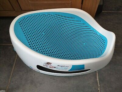 Angel Care Baby Bath Support Chair Seat - Blue