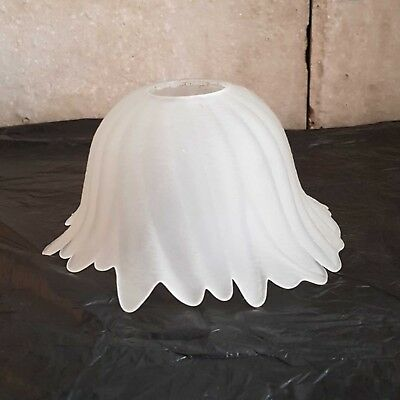 Vintage Frosted Lamp Shade