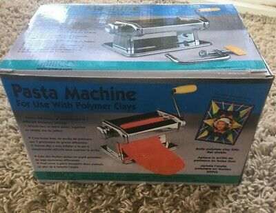AMACO Craft Pasta Machine Ok Great for making Clay designs