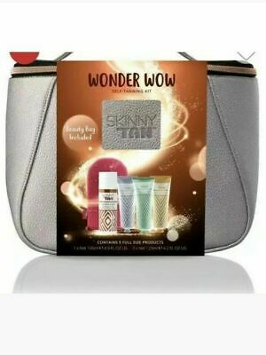 Skinny Tan Wonder Wow Self-Tanning Kit vegan