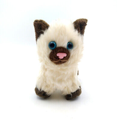 Fit For American Girl 2014 BKB87 Plush Toy Himalayan Kitten Doll Pet Siamese Cat