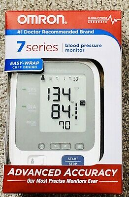 Omron Series 7 Wrist Blood Pressure Monitor