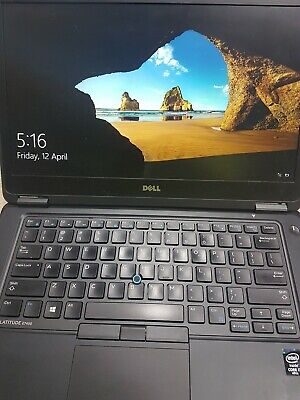 Dell Latitude E7450 i7-5600U/16 GB RAM/256GB SSD, Ultrabook Used. SHOP.INSPIRE.C