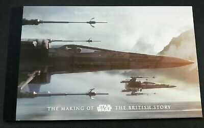 Royal Mail Prestige Booklet DY15 The Making of Star Wars 2015