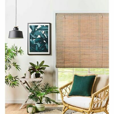 NEW Bamboo Woven Roll Up Blind By Spotlight