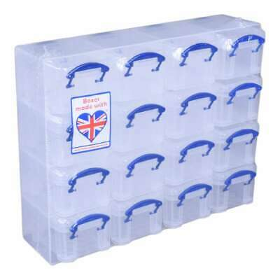NEW Really Useful Box 16 Box Organiser By Spotlight