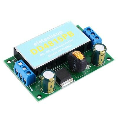 DC-DC 5V-33V to +/-15V Step UP Down Boost Buck Power Converter Isolated Board