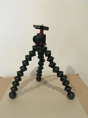 JOBY GorillaPod 3K Kit, includes flexible ABS tripod and ball head, never used
