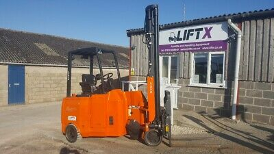 Translift Bendi B318 Articulating Chassis 1.8T Counterbalance Electric Truck
