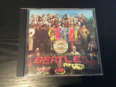 The Beatles - Sgt. Pepper's Lonely Hearts Club Band CD, classic album, free post
