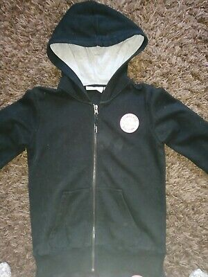 Converse girls black tracksuit age 10 to 12