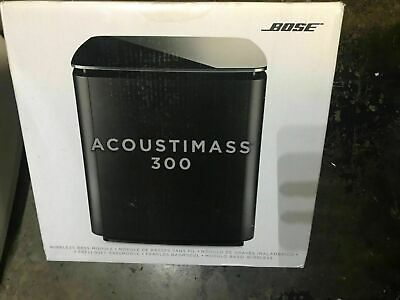 Bose Acoustimass-300 Wireless powered Sub Bass Module for SoundTouch 300