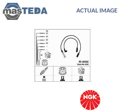 Ngk Ignition Cable Set Leads Kit 0502 P New Oe Replacement