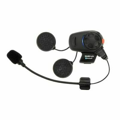 SENA SMH5 Bluetooth Universal Helmet Intercom Communications Headset