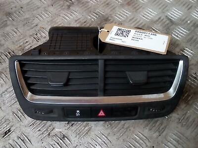 VAUXHALL MOKKA Mk1 2012-17 CENTRE DASHBOARD VENTS 95316389