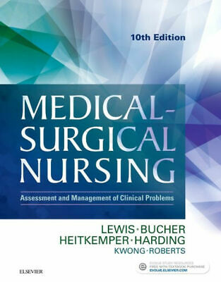 Medical-Surgical Nursing 10th Edition by Lewis