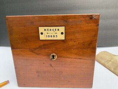 Thomas Mercer Chronometer 10643 Maritime Instrument