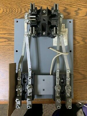 Circle AW 100A Switchboard Kit / Meter Socket / Single Phase USED