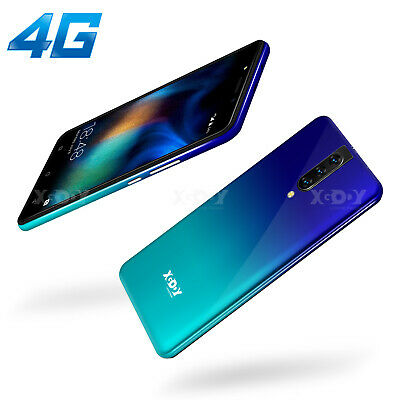"Dual SIM 5.5"" 4G 16GB Unlocked Android 9.0 Mobile Phone Smartphone Cheap Phablet"