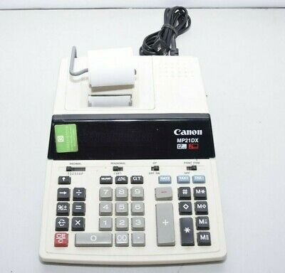 Canon Calculator Ribbon Canon MP 21 DX MP21DX MP-21DX