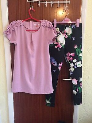Stunning Genuine Ted Baker  Two Piece Outfit Aged 11-12 Years.  Immaculate Cond