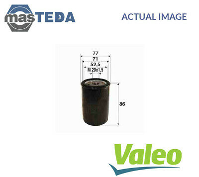 Valeo Engine Oil Filter 586002 P New Oe Replacement