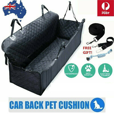 Premium Pet Back Car Seat Cover Nonslip Waterproof Dog Cat Hammock Protector Mat