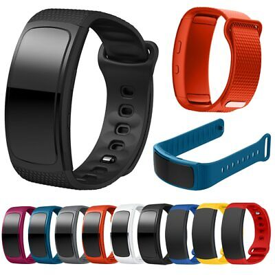 Replacement Silicone Wrist Strap For Samsung Gear Fit 2 SM-R360 Watch Band