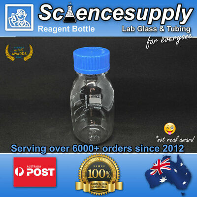 reagent Bottle  chemistry science AUSTRALIA Various sizes