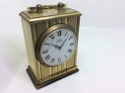 Superb Antique Vintage ASTRAL Mechanical Travelling Carriage Clock