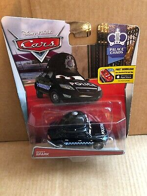 "DISNEY CARS DIECAST /""Scott Spark/"" New 2015 Card Combined Postage"