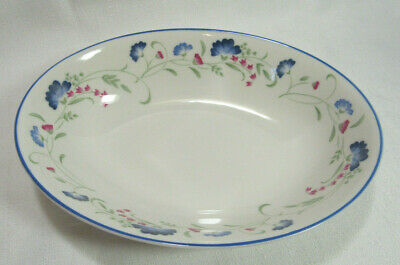 """Royal Doulton England WINDERMERE Expressions Line 9"""" Oval Serving Bowl VGC"""