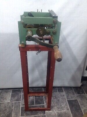 Vintage Turret Clock Movement William Ford Watford 1923