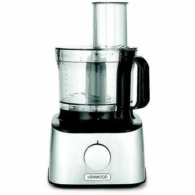 Kenwood FDM302SS Multipro Compact 2 in 1 Food Processor and Blender - Black